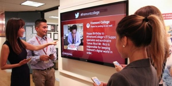 How Can You Use Digital Signage For Educational Institutions?