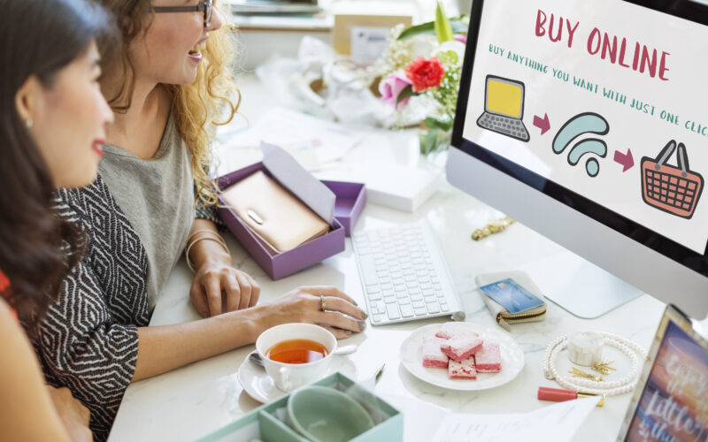 First Four Mistakes Businesses Make With E-commerce Website Design